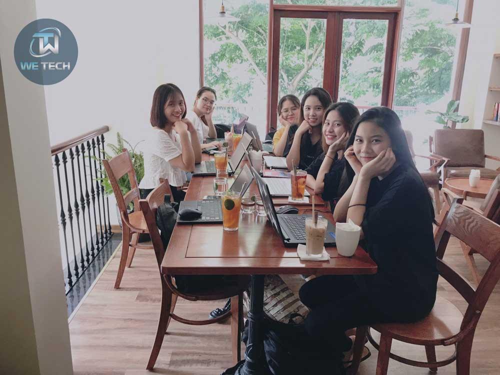 Đội ngũ viết content SEO